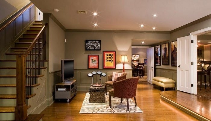 The Best Trims For Successful Basement Remodeling Home Design Best Home Interior Design Blogs Remodelling